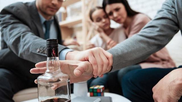 Como fazer meu marido parar de beber?