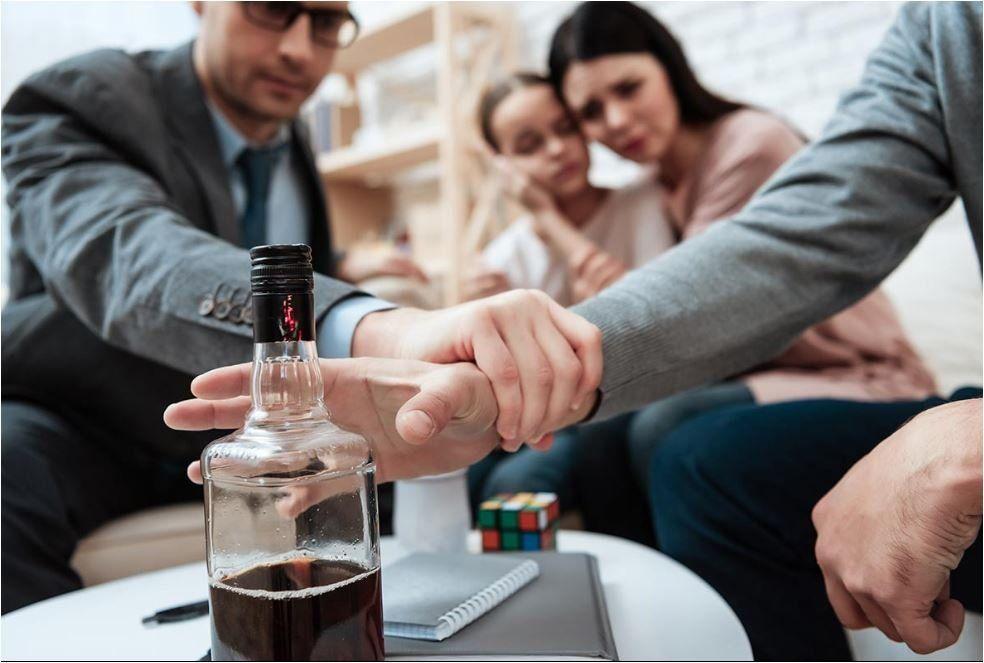 como fazer meu marido parar de beber