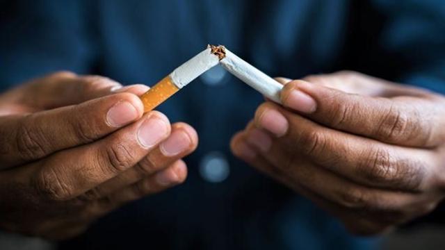 Como posso ajudar meu filho a parar de fumar?